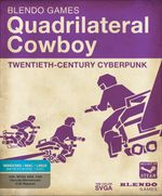 Jaquette Quadrilateral Cowboy