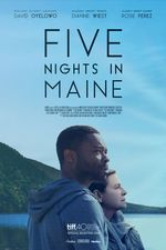 Affiche Five Nights in Maine