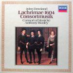 Pochette Lachrimae 1604 / Consortmusik