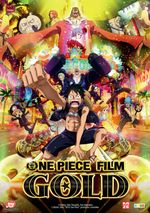 Affiche One Piece : Gold