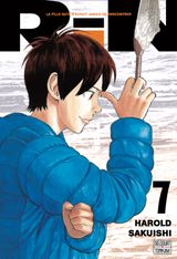 Couverture Rin, tome 7