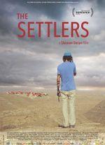 Affiche Les colons