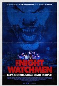 Affiche La Nuit des clowns tueurs