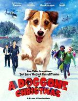 Affiche A Doggone Christmas