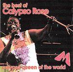 Pochette The Best of Calypso Rose, Calypso Queen of the World