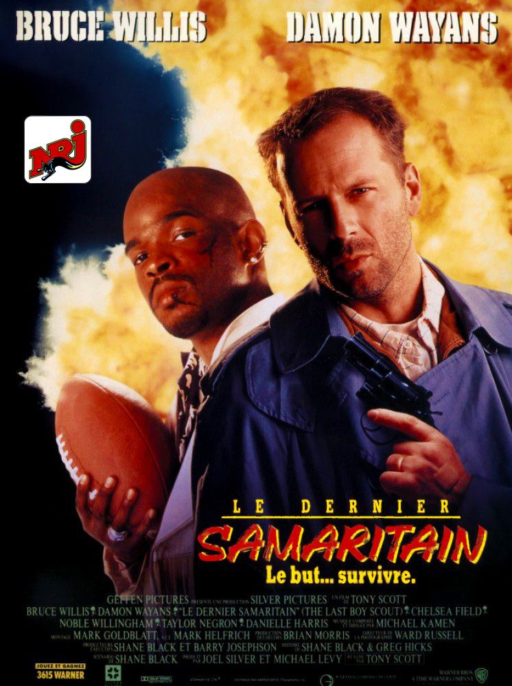le bon samaritain film