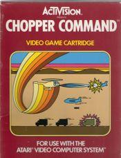 Jaquette Chopper Command