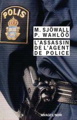 Couverture L'Assassin de l'agent de police