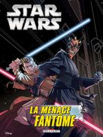 Couverture Star Wars Épisode I Jeunesse