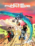 Couverture Ultime Frontière, tome 3
