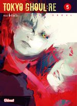 Couverture Tokyo Ghoul : Re, tome 5