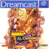 Jaquette Marvel vs. Capcom 2 : New Age of Heroes