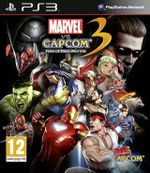 Jaquette Marvel vs Capcom 3 : Fate of Two Worlds