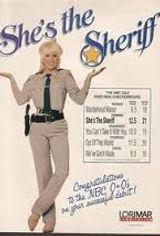 Affiche She's the Sheriff