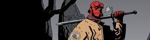 Cover Les meilleurs histoires de Hellboy
