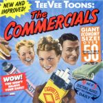 Pochette TeeVee Toons: The Commercials
