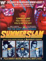 Affiche Summerslam 1992