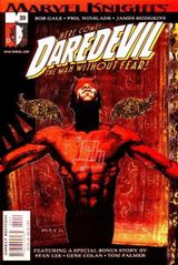 Couverture Daredevil: Playing to the Camera