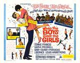 Affiche When the Boys Meet the Girls