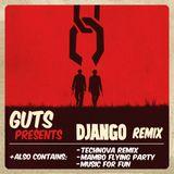 Pochette Django EP (EP)
