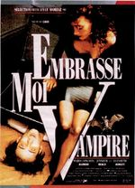 Affiche Embrasse-moi Vampire