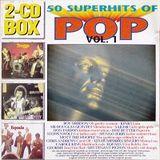 Pochette 50 Superhits of Pop, Volume 2