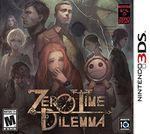 Jaquette Zero Time Dilemma