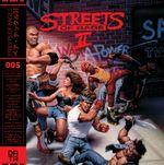 Pochette Streets of Rage 2 (OST)
