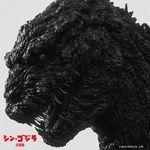 Pochette Shin Godzilla Music Collection (OST)
