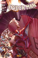 Couverture All-New Spider-Man, tome 3