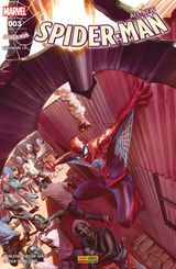 Couverture Priorité absolue - All-New Spider-Man, tome 3