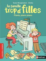 Couverture Flavia, Piano, Piano