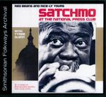 Pochette Satchmo at the National Press Club: Red Beans and Rice-Ly Yours (Live)