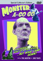 Affiche Monster A Go-Go