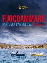 Affiche Fuocoammare, par delà Lampedusa
