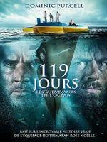 Affiche 119 jours: Les Survivants de l'océan