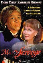 Affiche Le Noël de Madame Scrooge