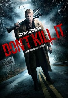 Affiche Don't Kill It