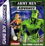 Jaquette Army Men Advance