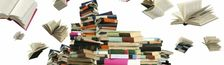 Cover Bibliothèque à vider - Pile à lire