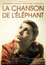 Affiche La Chanson de l'éléphant