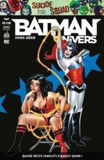 Couverture Batman Univers hors-série, tome 2