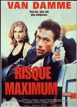 Affiche Risque maximum