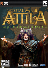 Jaquette Total War : Attila - The Age of Charlemagne