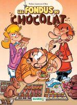 Couverture Les fondus du chocolat