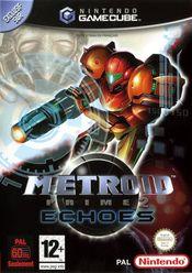 Jaquette Metroid Prime 2: Echoes