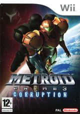 Jaquette Metroid Prime 3 : Corruption