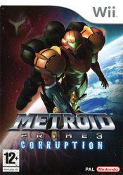 Jaquette Metroid Prime 3: Corruption