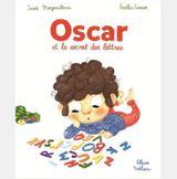 Couverture Oscar et le secret des lettres