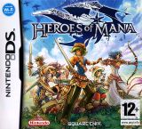 Jaquette Heroes of Mana